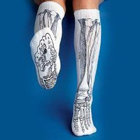 Bone Socks ? Funny, Bizarre, Amazing Pictures & Videos
