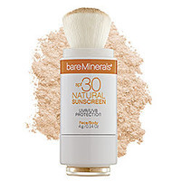bareMinerals SPF 30 Natural Sunscreen: Shop Powder | Sephora