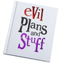 Evil Plans Journal
