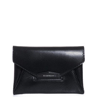 Leather envelope clutch | Givenchy | MATCHESFASHION.COM