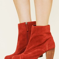 Free People Muri Cap Toe Ankle Boot