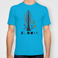Bloom T-shirt by Heather Dutton