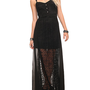 Skull Crochet Maxi Dress | Hot Topic