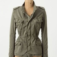 Twill Utility Jacket - Anthropologie.com