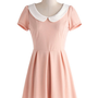 Record Time Dress in Petal Pink | Mod Retro Vintage Dresses | ModCloth.com