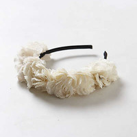 Anthropologie - Lacey Bouquet Headband