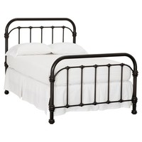 Quinn Iron Bed