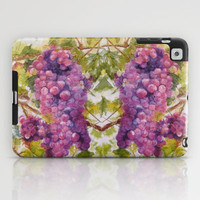 GRAPES iPad Case by Vargamari