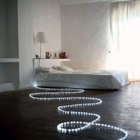 Cool White Waterproof Led Flexible Flash