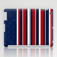Stars and Stripes iPad Case by ts55