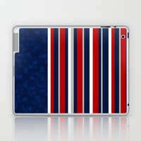 Stars and Stripes Laptop & iPad Skin by ts55