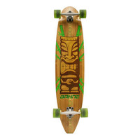 Made in Mars BAHNE Bamboo Longboard