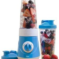 Premium On the Go Personal Blender - Caribbean Blue