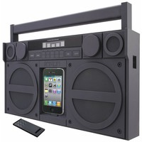 iHome iPod Boombox