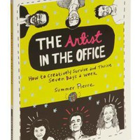 The Artist in the Office Book | Mod Retro Vintage Books | ModCloth.com