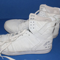 One Direction Niall Horan's Autographed Shoes