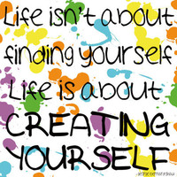 Creating Yourself Posters by Louise Carey at AllPosters.com