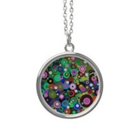 In Circles Necklace from Zazzle.com