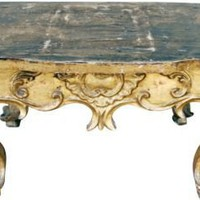 18th-C. Spanish Colonial Low Table