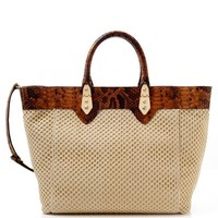 A List Mesh Tote