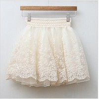 magicings  White Skirt