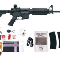 DPMS T.E.K. Rifle Package : Cabela's