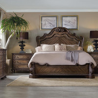 Magnus Queen Panel Bed