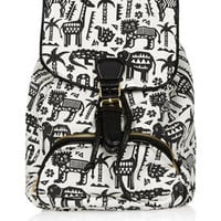 Safari Zoo Backpack - Backpacks - Bags &amp; Wallets  - Bags &amp; Accessories