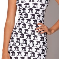 AT-AT Dress - LIMITED | Black Milk Clothing