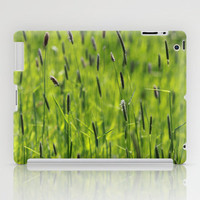 Grasses  iPad Case by JUSTART