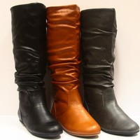 My Favorite Slouch Boots