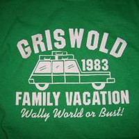 Funny Griswold Family Vacation T Shirt Available by RockRiverTees