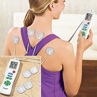 Pulse Massager & Pads @ Harriet Carter