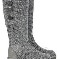 Fashion Gary Wool Warm Winter Boots