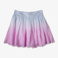 Ombré Eyelet Skirt | FOREVER21 girls - 2046858563