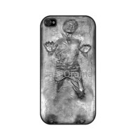 Han Solo in Carbonite iPhone 4 iPhone 4 case iPhone by caseOrama
