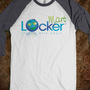 LockerMart - Play it with heart  baseball softball slv