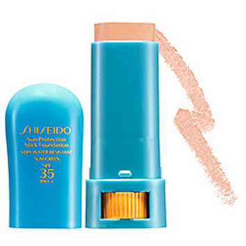 Shiseido Sun Protection Stick Foundation SPF 35 PA++: Shop Foundation | Sephora