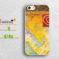 iphone 4 case for men  iphone 4s case iphone 4 cover  beautiful  oil printing desin unique Iphone case