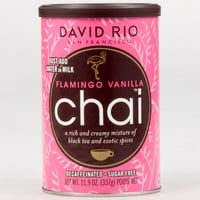 David Rio Flamingo Vanilla Decaf Sugar-Free Chai Mix