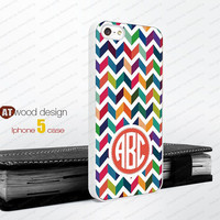 unique case Monogram geometric colors line Iphone 5 case Hard case Rubber case iphone 4 case