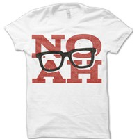 "Noah ""Men's Glasses"" T-Shirt"
