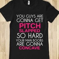 Pitch Slapped T - The Dawl House - Skreened T-shirts, Organic Shirts, Hoodies, Kids Tees, Baby One-Pieces and Tote Bags