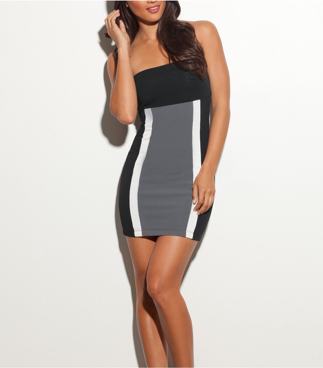 G by GUESS Whitley Banded Dress
