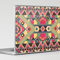 B / O / L / D Laptop & iPad Skin by Bianca Green