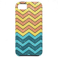 CHEVRON Summer is crazy iPhone 5 Covers from Zazzle.com
