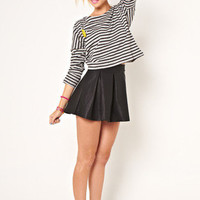 MARKET HQ | Box Office PU Skirt