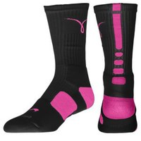Nike Elite Basketball Crew Sock - Men&#x27;s at Foot Locker