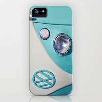 Classic VW Camper iPhone & iPod Case by Alice Gosling