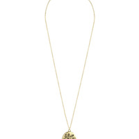 Bird Locket Necklace | FOREVER21 - 1000044412